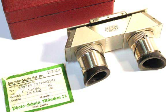 Leitz Stereo Viewer
